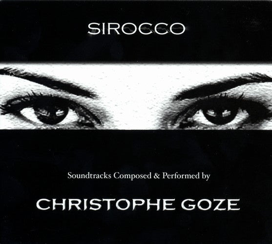 Christophe Goze - Sirocco (CD, Album) - USED