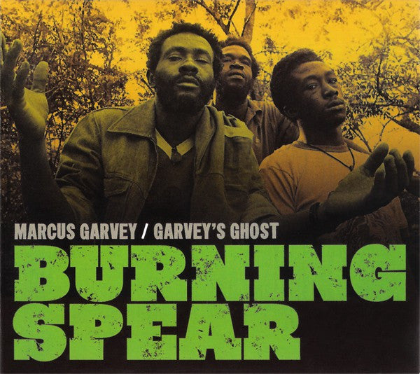 Burning Spear - Marcus Garvey / Garvey's Ghost (CD, Comp, RE, RM, Dig) - USED