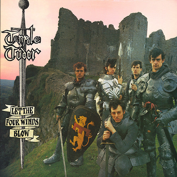 Tenpole Tudor - Let The Four Winds Blow (LP, Album) - USED