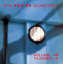 Various - The ReR Quarterly Volume 4 Number 1 (CD, Album) - USED