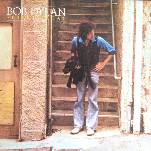 Bob Dylan - Street-Legal (LP, Album) - USED