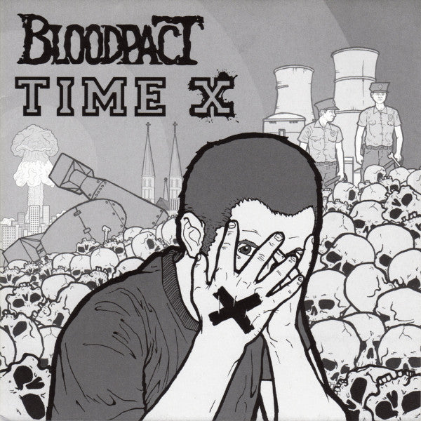 "Bloodpact / Time X - Bloodpact / Time X (7"") - USED"