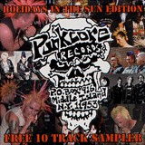 Various - Holidays In The Sun Edition - Punkcore Records - Free 10 Track Sampler (CD, Smplr) - USED