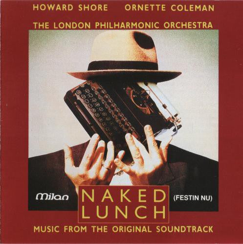 Howard Shore / Ornette Coleman / The London Philharmonic Orchestra - Naked Lunch (CD, Album) - USED