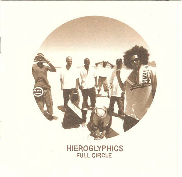 Hieroglyphics - Full Circle (CD, Album) - USED