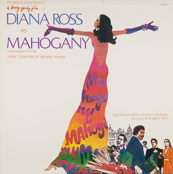 Michael Masser - The Original Soundtrack Of Mahogany (LP, Album) - USED