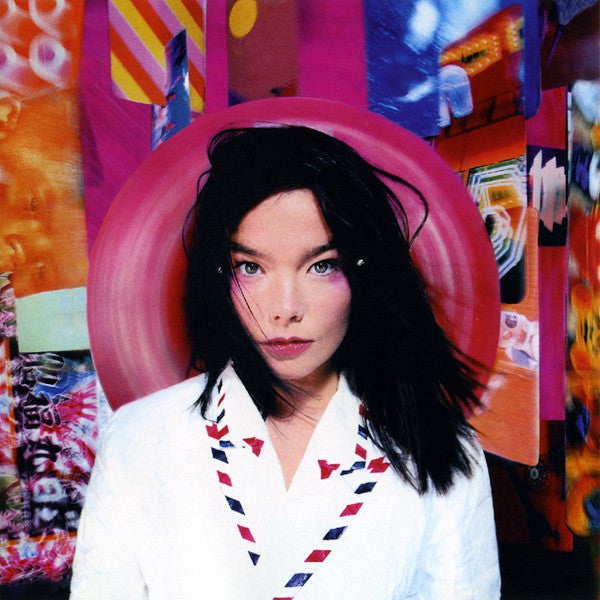 Björk - Post (CD, Album) - USED