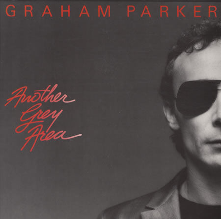 Graham Parker - Another Grey Area (LP, Album) - USED