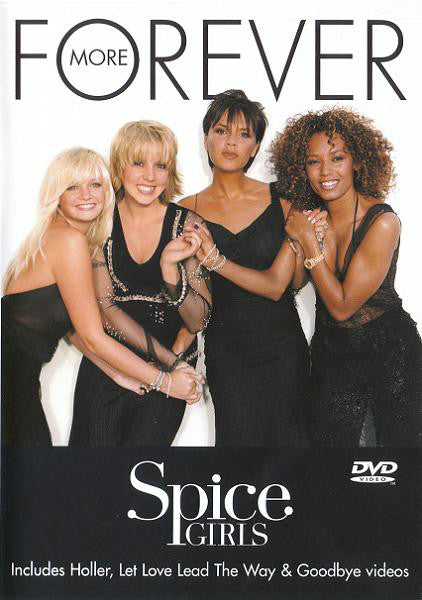 Spice Girls - Forever More (DVD-V, PAL) - USED