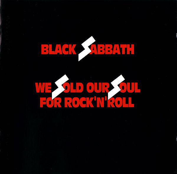 Black Sabbath - We Sold Our Soul For Rock 'N' Roll (2xCD, Comp, RE, RM) - USED