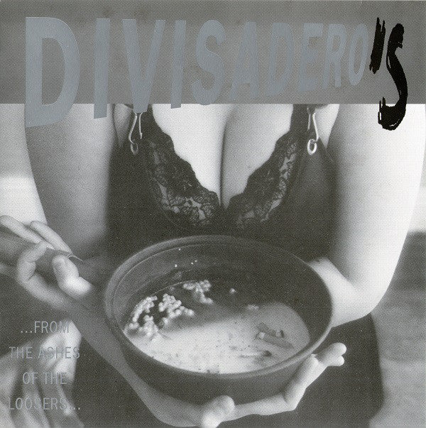 "Divisadero's - ...From The Ashes Of The Loosers... (7"", EP) - USED"