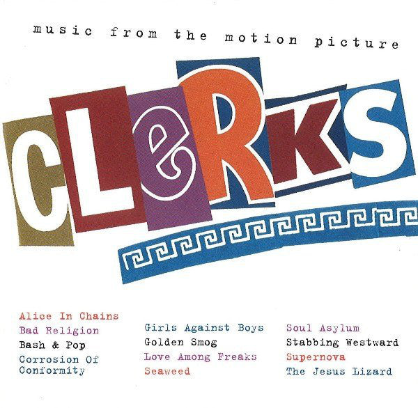 Various - Clerks (Music From The Motion Picture) (CD, Comp) - USED