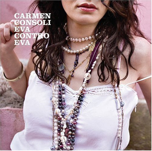 Carmen Consoli - Eva Contro Eva (CD, Album, Jew) - USED