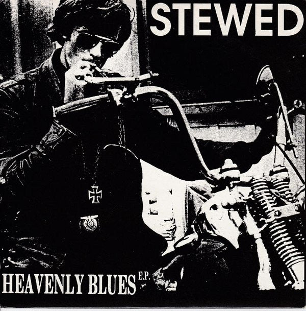 "Stewed - Heavenly Blues EP (7"", EP) - USED"