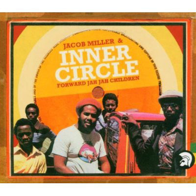 Jacob Miller & Inner Circle - Forward Jah Jah Children (2xCD, Comp) - USED