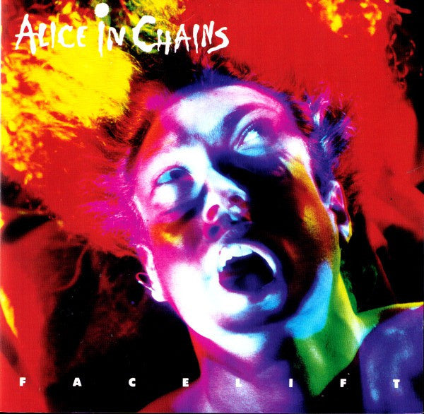 Alice In Chains - Facelift (CD, Album, RE) - NEW