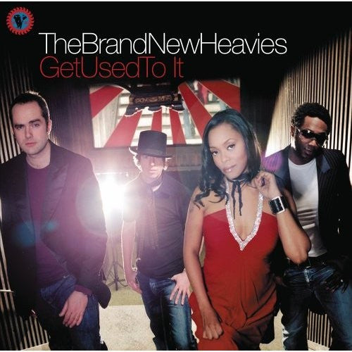 The Brand New Heavies - Get Used To It (CD, Album) - USED