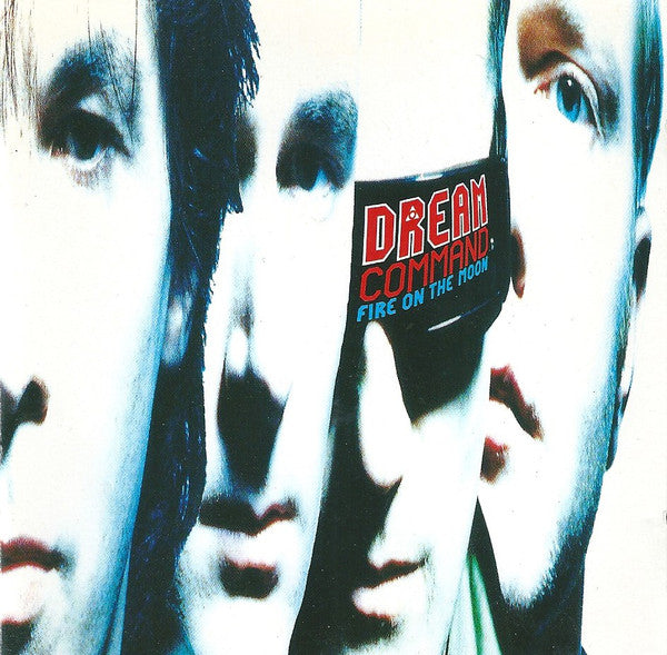 Dream Command - Fire On The Moon (CD, Album) - USED