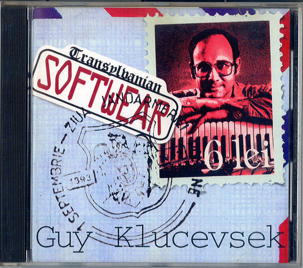 Guy Klucevsek - Transylvanian Softwear (CD, Album) - USED