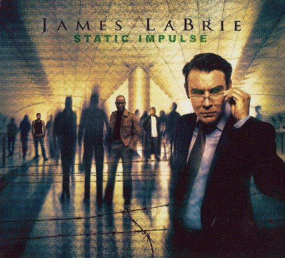 James LaBrie - Static Impulse (CD, Album, Ltd, Dig) - USED