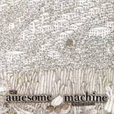 "The Awesome Machine - Black Hearted Son (7"", Whi) - NEW"