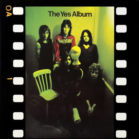 Yes - The Yes Album (LP, Album, RE, RM, 180) - USED