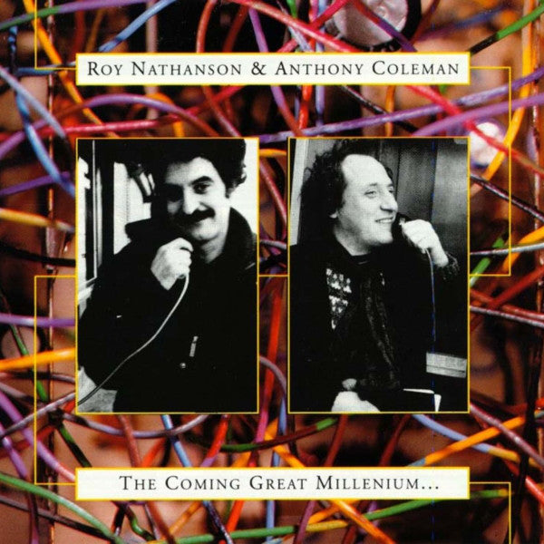 Roy Nathanson & Anthony Coleman - The Coming Great Millenium... (CD, Album) - USED