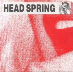 "Head Spring* - Head Spring (7"", EP, Num, Red) - USED"