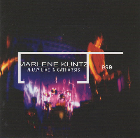 Marlene Kuntz - H.U:P. Live In Catharsis (CD, Album) - USED