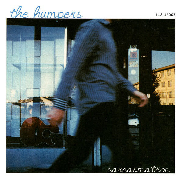 "The Humpers - Sarcasmatron (7"", Single, Blu) - USED"