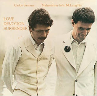 Carlos Santana / Mahavishnu John McLaughlin* - Love Devotion Surrender (CD, Album, RE) - USED