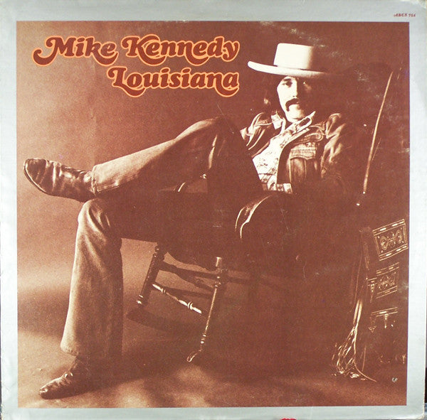 Mike Kennedy - Louisiana (LP) - USED
