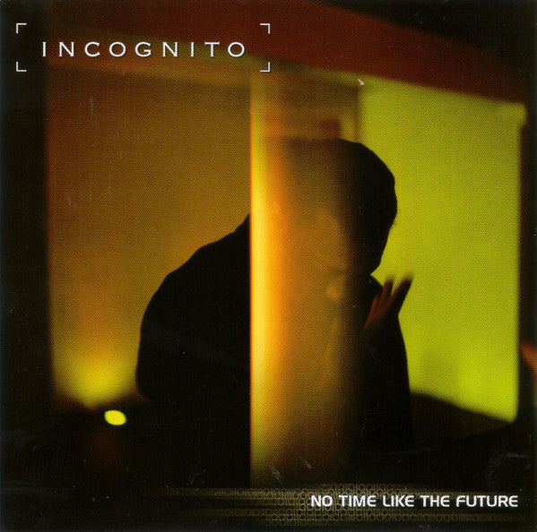 Incognito - No Time Like The Future (CD, Album) - USED