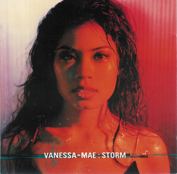 Vanessa-Mae - Storm (CD, Album) - USED