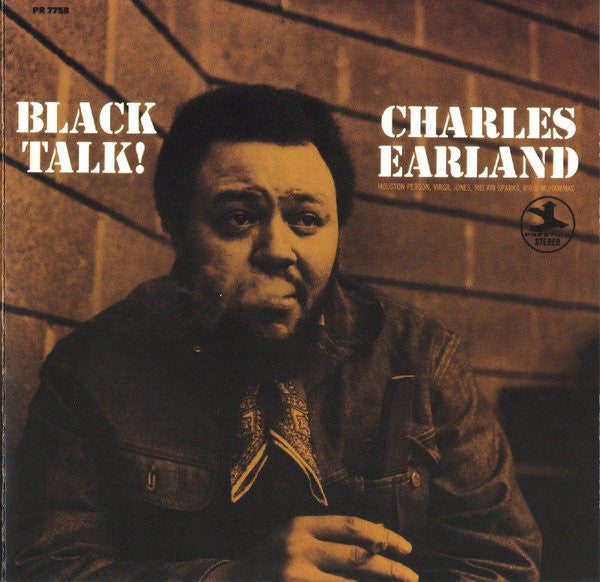 Charles Earland - Black Talk! (CD, Album, RE, RM) - USED