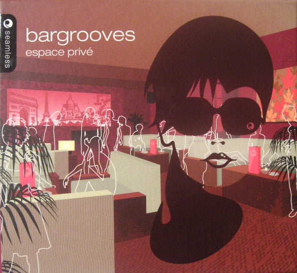 Various - Bargrooves - Espace Privé (2xCD, Comp, Mixed) - USED