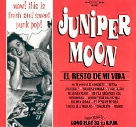 Juniper Moon - El Resto De Mi Vida (CD, Album) - USED