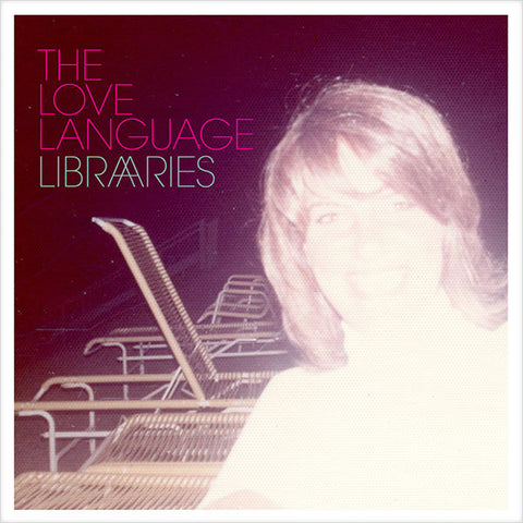 The Love Language - Libraries (LP, Album) - USED