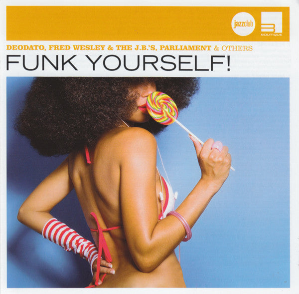 Various - Funk Yourself! (CD, Comp, RM) - USED