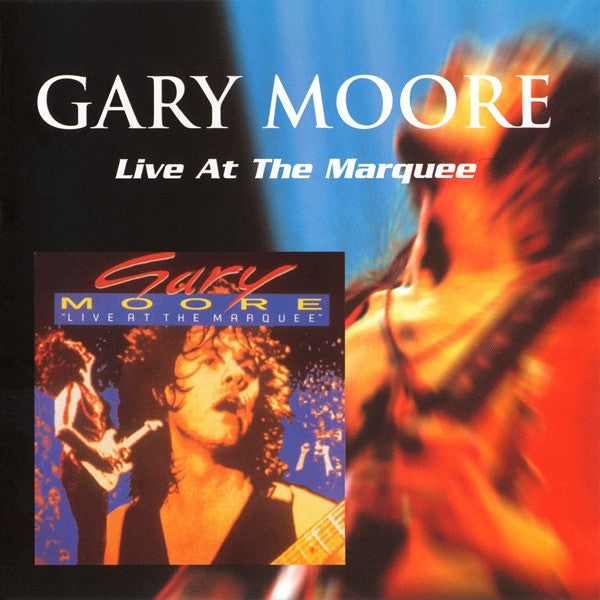 Gary Moore - Live At The Marquee (CD, Album) - USED