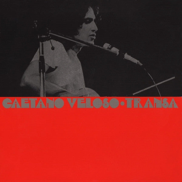 Caetano Veloso - Transa (LP, Album, RE, RM, 180) - NEW