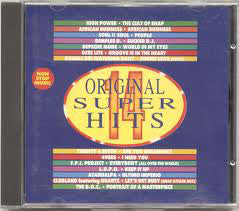 Various - 14 Original Super Hits (CD, Comp, Mixed) - USED