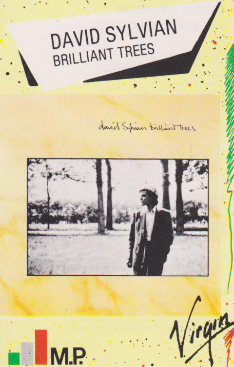 David Sylvian - Brilliant Trees (Cass, Album, RE) - USED