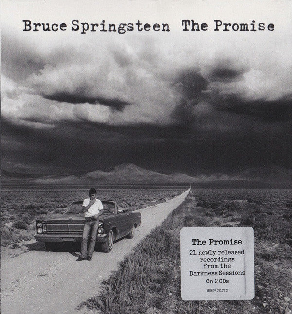 Bruce Springsteen - The Promise (2xCD, Album) - NEW