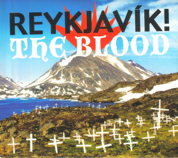Reykjavík!* - The Blood (CD, Album) - USED
