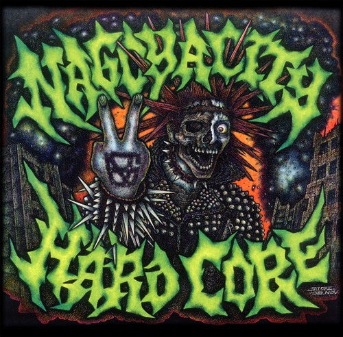 Various - Nagoya City Hardcore (CD, Comp) - NEW