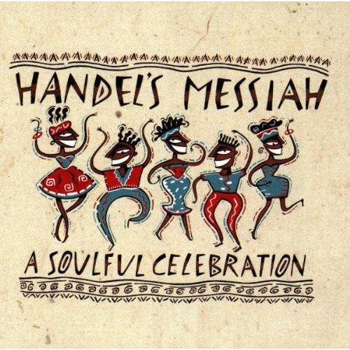 Various - Handel's Messiah: A Soulful Celebration (CD, Album) - USED