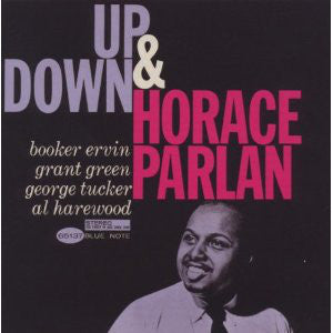 Horace Parlan - Up & Down (CD, Album, Club, RE, RM) - USED