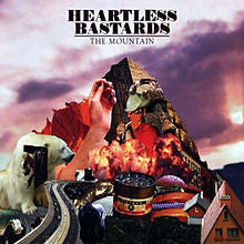 Heartless Bastards - The Mountain (CD, Album, Dig) - NEW