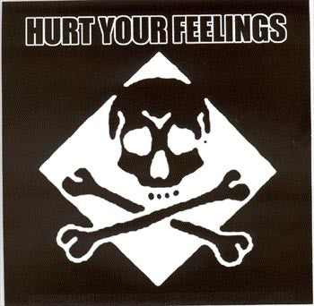 Various - Hurt Your Feelings - Six Weeks Records Sampler (CD, Comp) - USED